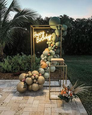 Balloon decor, birthday balloon decorations at home