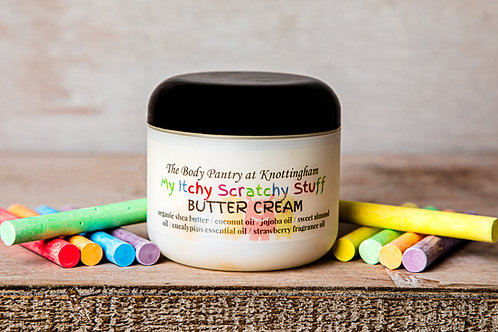 My Itchy Scratchy Stuff Series: My Itchy Scratchy Stuff Butter Cream