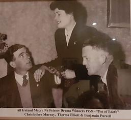 Macra Na Feirme Drame Winners 1958.png