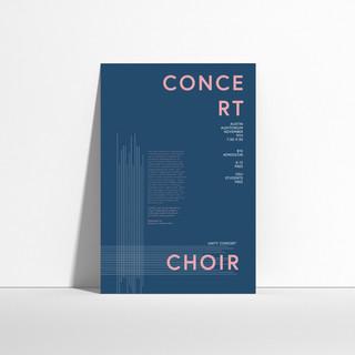 Chir Concert Poster