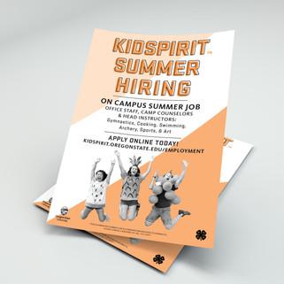 KidSpirit Hiring