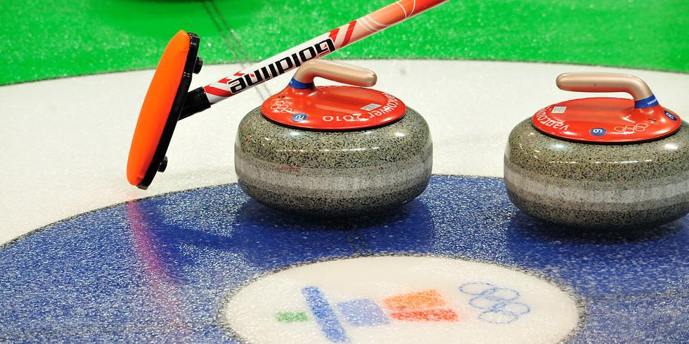 Curlingplausch - im September wagen wir uns auf's Glatteis!