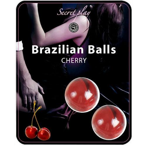 BRAZILIAN BALLS CHERRY