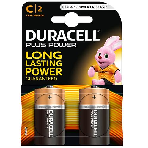 DURACELL C LR14 - PILHAS