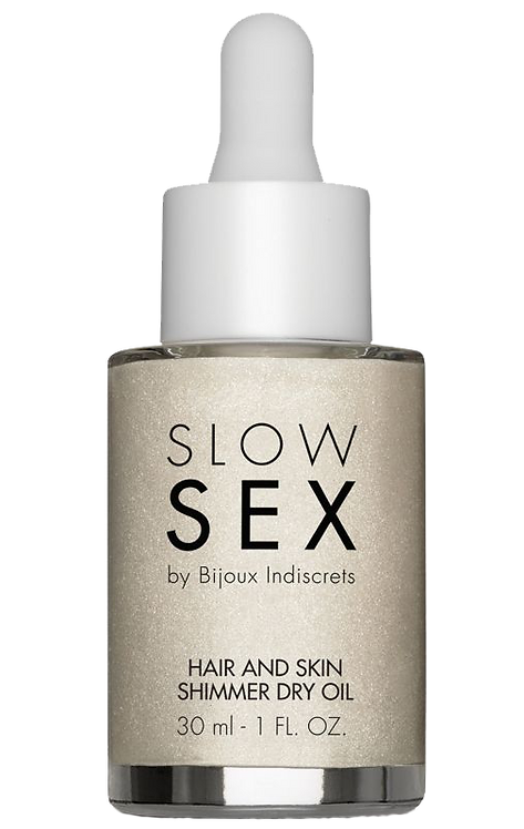 HAIR AND SKIN SHIMMER DRY OIL