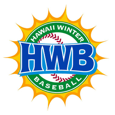 Brand identity for Hawaii Winter Baseball League