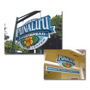 Signage for Punaluu Bake Shop