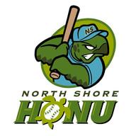 Team logo for North Shore Honu, Hawaii Winter Baseball