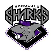 Team logo for Honolulu Sharks, Hawaii Winter Baseball