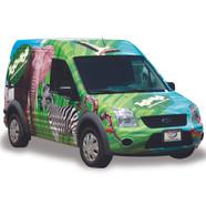 "Vehicle graphics for Honolulu Zoo ""Zoo To You"" Outreach Program"