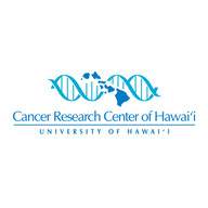Brand identity for Cancer Research Center of Hawaii, University of Hawaii