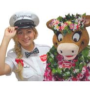 Mascot design development for Meadow Gold Dairies