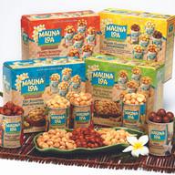 Packaging design for Mauna Loa Macadamias