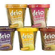 Packaging design for Brio Ice Cream