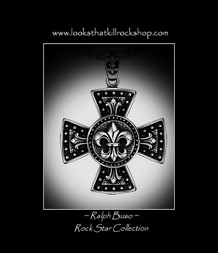 Rock Star Collection Ralph Buso Series Necklace