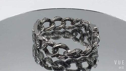 Steve Lynch Rock Star Collection 925 Silver Bracelet