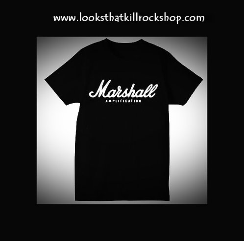 HOT~ Marshall Amp RockingT Shirts