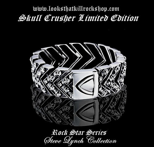 New High End 316 Titanium Bracelet from Rock Star Collection
