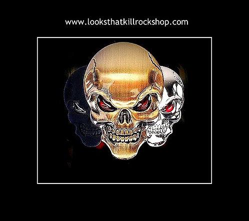 Skull Crusher Series Logo