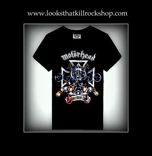 "Motorhead ""Ace of Spades"" Rock Tshirt"