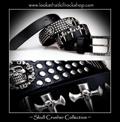 Skull Crusher ''Dagger'' Belt
