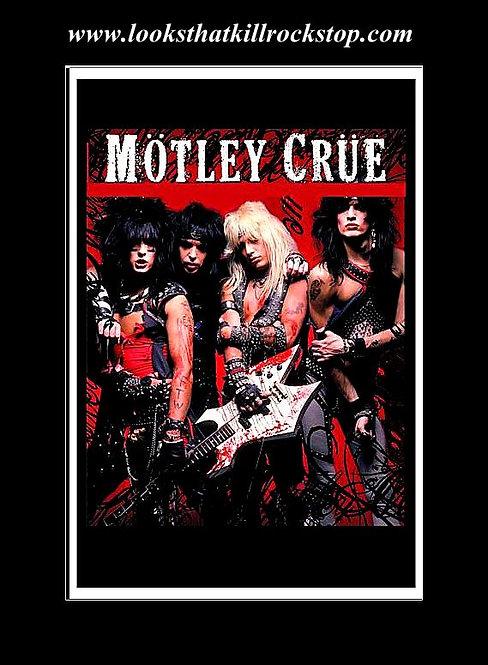 Motley Crue 1983-2005 Collection Combo