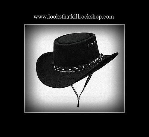 """Richie Sambora"" Style Felt Hat!"