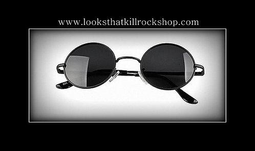 """Rocking """"Slash"""" Style Sunglasses"""