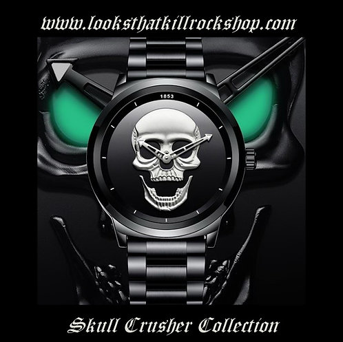 High Quality Skull Crusher Time Pieces