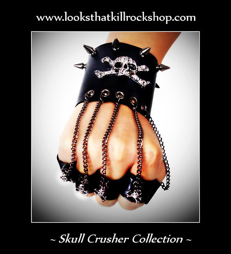 LIMITED Skull Crusher Slave Bracelet