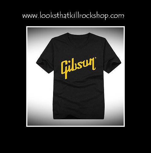 Attention Guitarist Gibson Guitar T Shirts