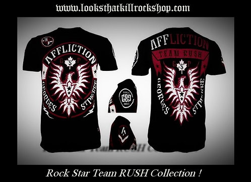 Rock Star Summer Rush Collection Shirt