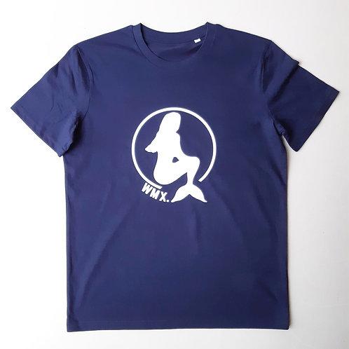 T-shirt Sirène Marine