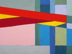 Farbblöcke Malerei