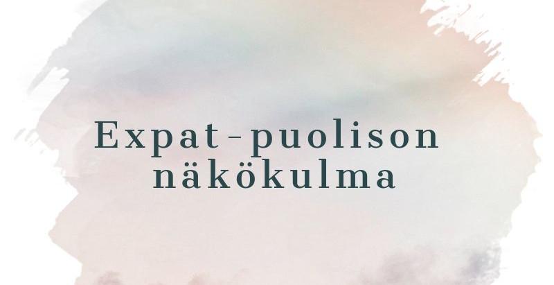 HAASTATTELUSARJA EXPAT-PUOLISOISTA