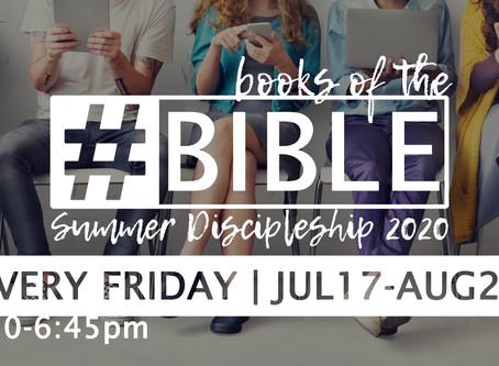 Summer Discipleship 2020