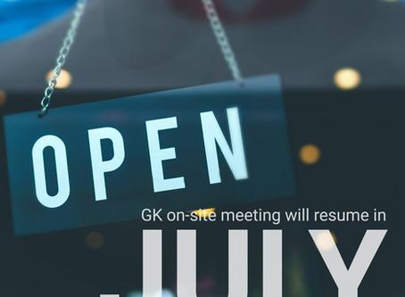 Gatekeepers Resume in July!