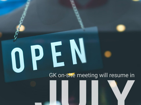 Gatekeepers Resume in July!