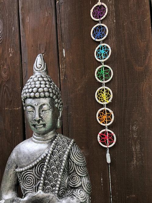 Chakra Chain Dreamcatcher