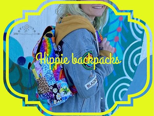 Hippie Backpacks