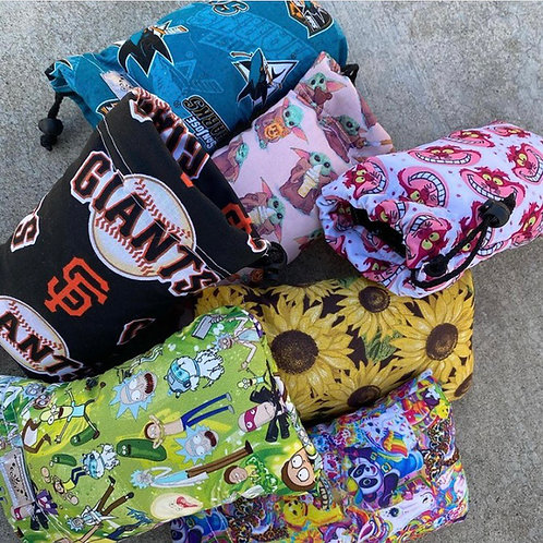 Assorted Pipe bags