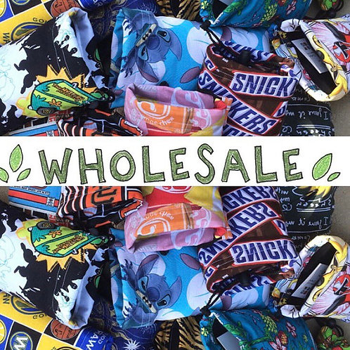Wholesale 7x4 pipebags (pack of 25)