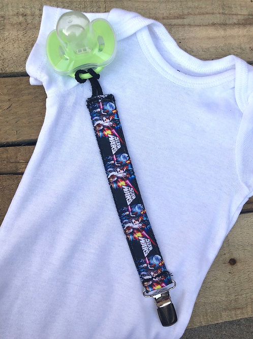 Star Wars Pacifier Clip