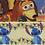 Thumbnail: Disney Print Keychain Lanyards