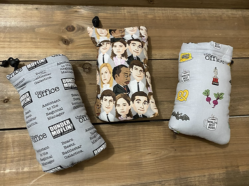 The Office Padded Pipe Bags (7x4)