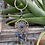 Thumbnail: Metal Keychain Dreamcatchers