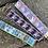 Thumbnail: Lisa Frank Unicorn Wristlet Keychain Lanyards