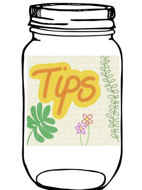 Tip Jar :) Add a Custom $ Amount Tip to your Order
