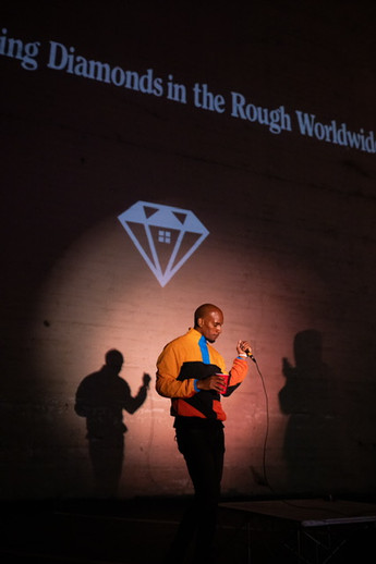 """Photo by Reya Photography  """"Highways"""" premiere by Bryce Savoy in The Lot"""