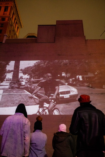 """Photo by Reya Photography  """"Highways"""" premiere by Bruce Savoy"""